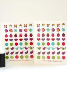 Starter-Set Poppy Drops
