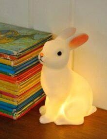 Nachtlicht Hase Rock the Kid Kinderzimmer