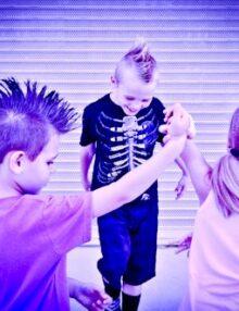 Shirt Amplified Rock the Kid Kinderkleider