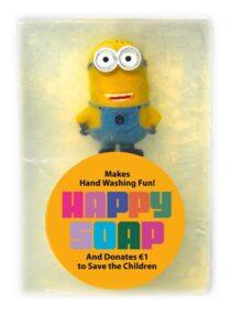 Happy Soap Minions Rock the Kid Kinderseife Kinderkleider