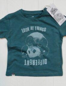T-Shirt Panda Kinderkleider Rock the Kid